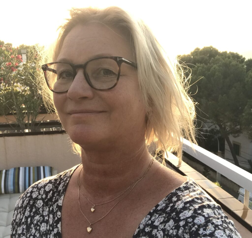 Eva på Mallorca